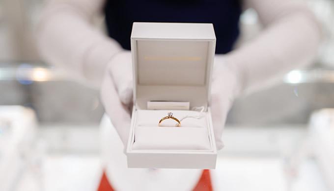 指輪の提案